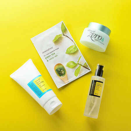 Korean Skin Care Essentials (Sensitive Skin)